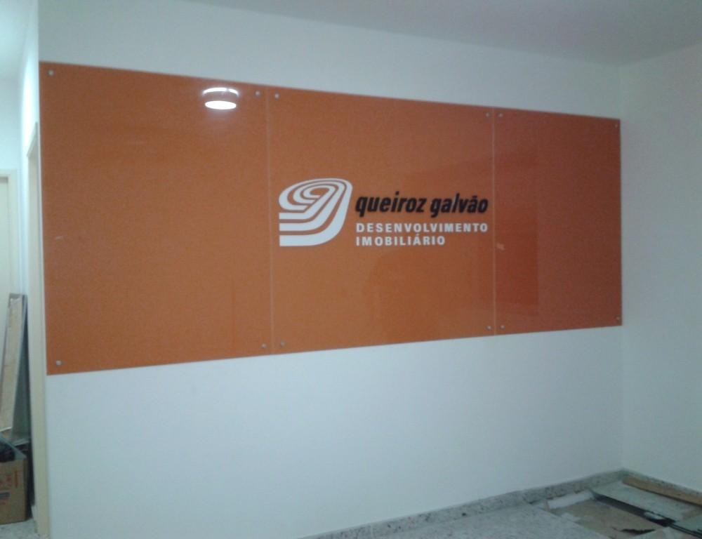 Comunicação Visual para Fachada Preço em Praia Grande - Venda de Fachada em Acm