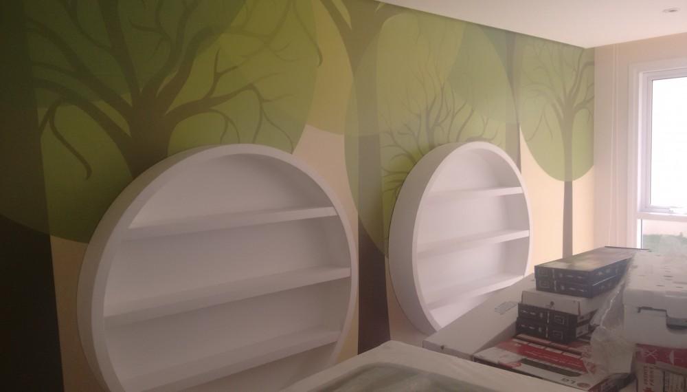 Design de Interiores para Empresas Preço em Hortolândia - Placas de Sinalização Canteiro de Obra