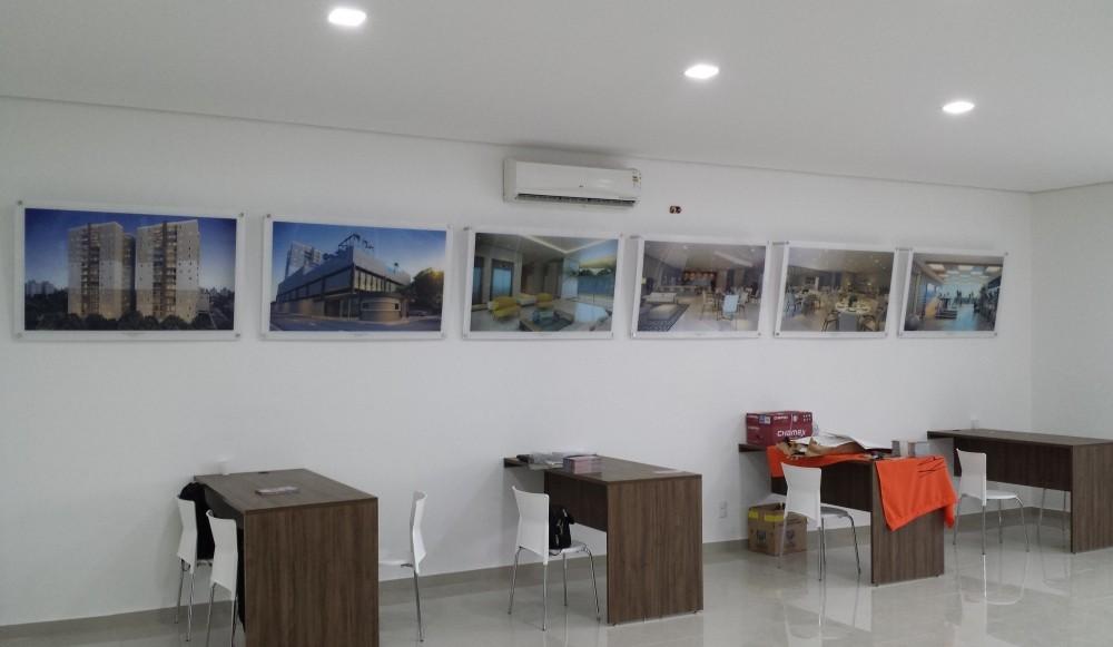 Design de Interiores para Stands em Sp Preço em Pereira Barreto - Placas de Sinalização Canteiro de Obra