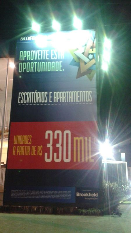Letra Caixa para Merchandising em Santa Cruz das Palmeiras - Material Visual para Merchandising