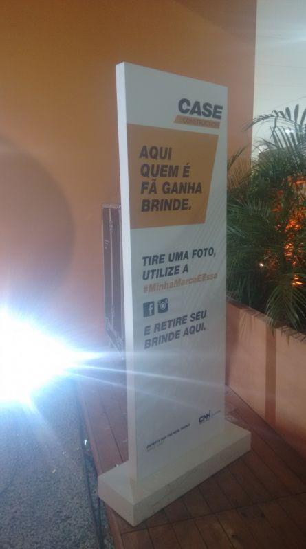 Placas para Merchandising em São Bernardo do Campo - Material Impresso para Merchandising