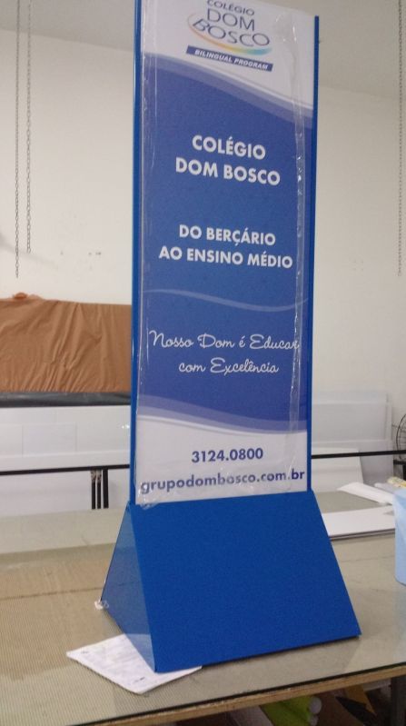 Quanto Custa Totem para Merchandising na Vila Gustavo - Material Impresso para Merchandising