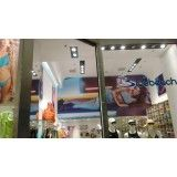 banners para vitrine preço na Pompéia
