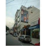 comunicação visual em fachadas em Cubatão