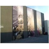comunicação visual para fachada de loja em Adamantina