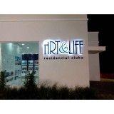 empresa de comunicação visual preço em Miracatu