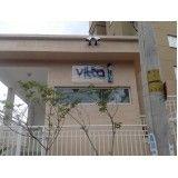 letras caixa em pvc em Santos