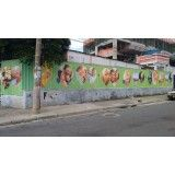 pintura para stand de vendas em sp preço em Avaí