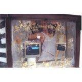 serviço de comunicação visual para interiores em Castilho